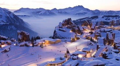 Estación de esquí de Avoriaz