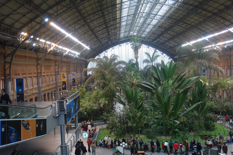 Estación Atocha