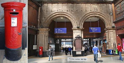 Estacion Central de Glasgow