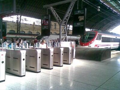 Estación del Nord, Valencia