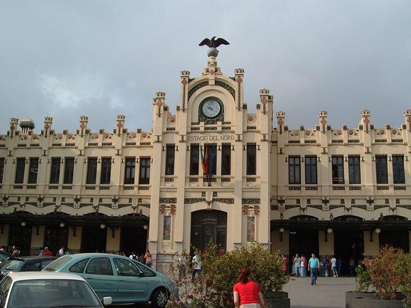 Estación Nord, Valencia