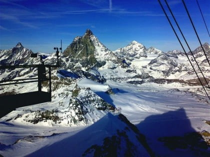 Estación de Zermatt