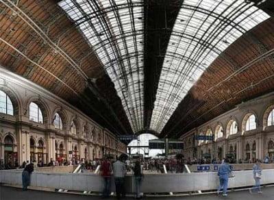 Estacion de tren Budapest
