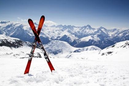 Estaciones de esquí en León