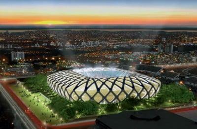 Estadio Arena Amazonia