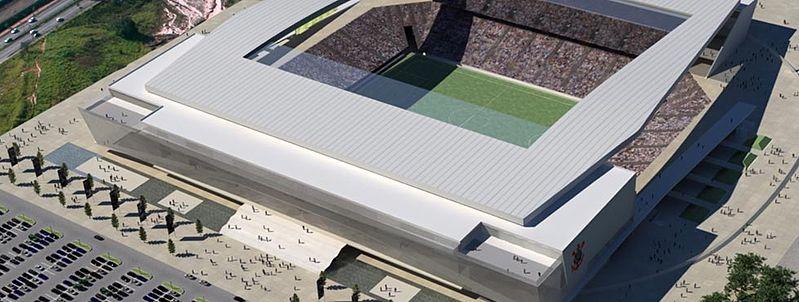 Estadio Arena Corinthians 2014