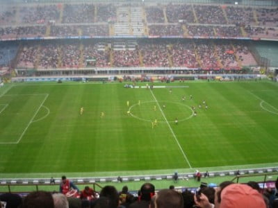 Estadio Giuseppe Maezza