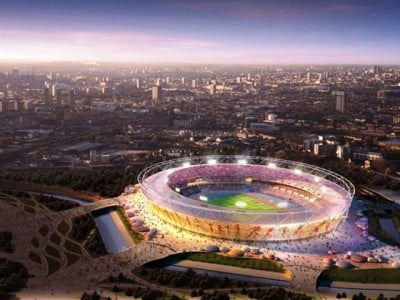 Estadio Olímpico de Londres