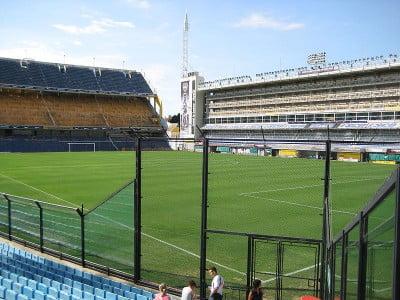 Estadio de Boca Juniors - La Bombonera
