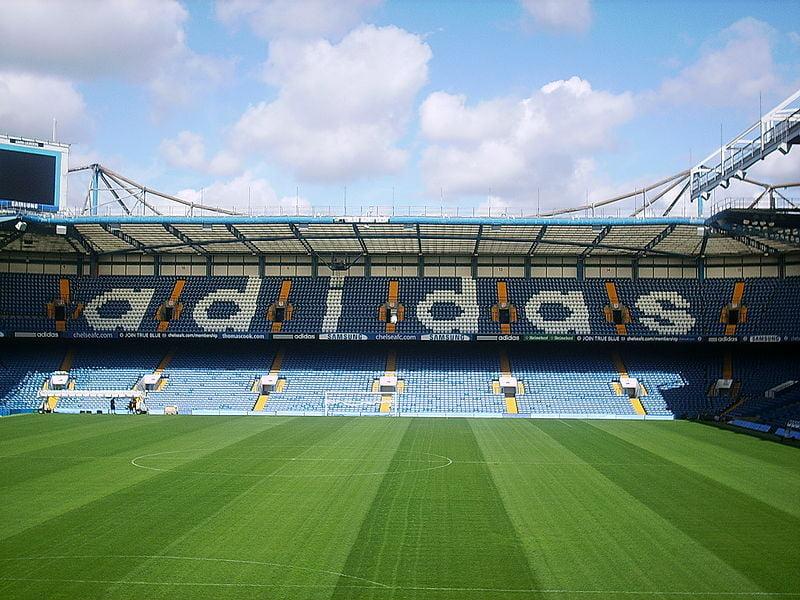 Estadio del Chelsea