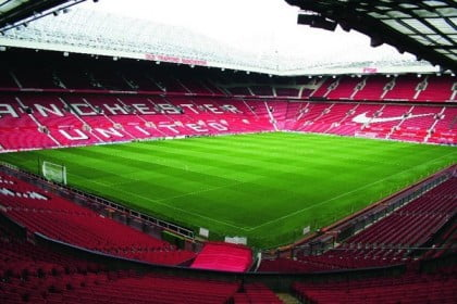 Estadio del Manchester