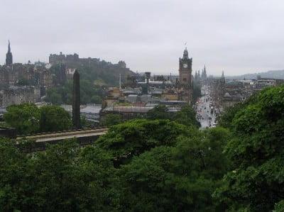 Calton Hill – Edimburgo