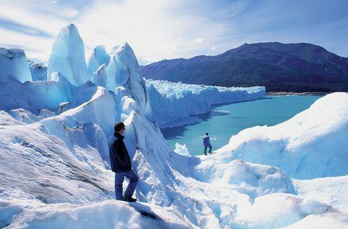 Excursion al Perito Moreno