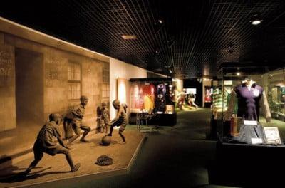 Exhibiciones Scottish Football Museum