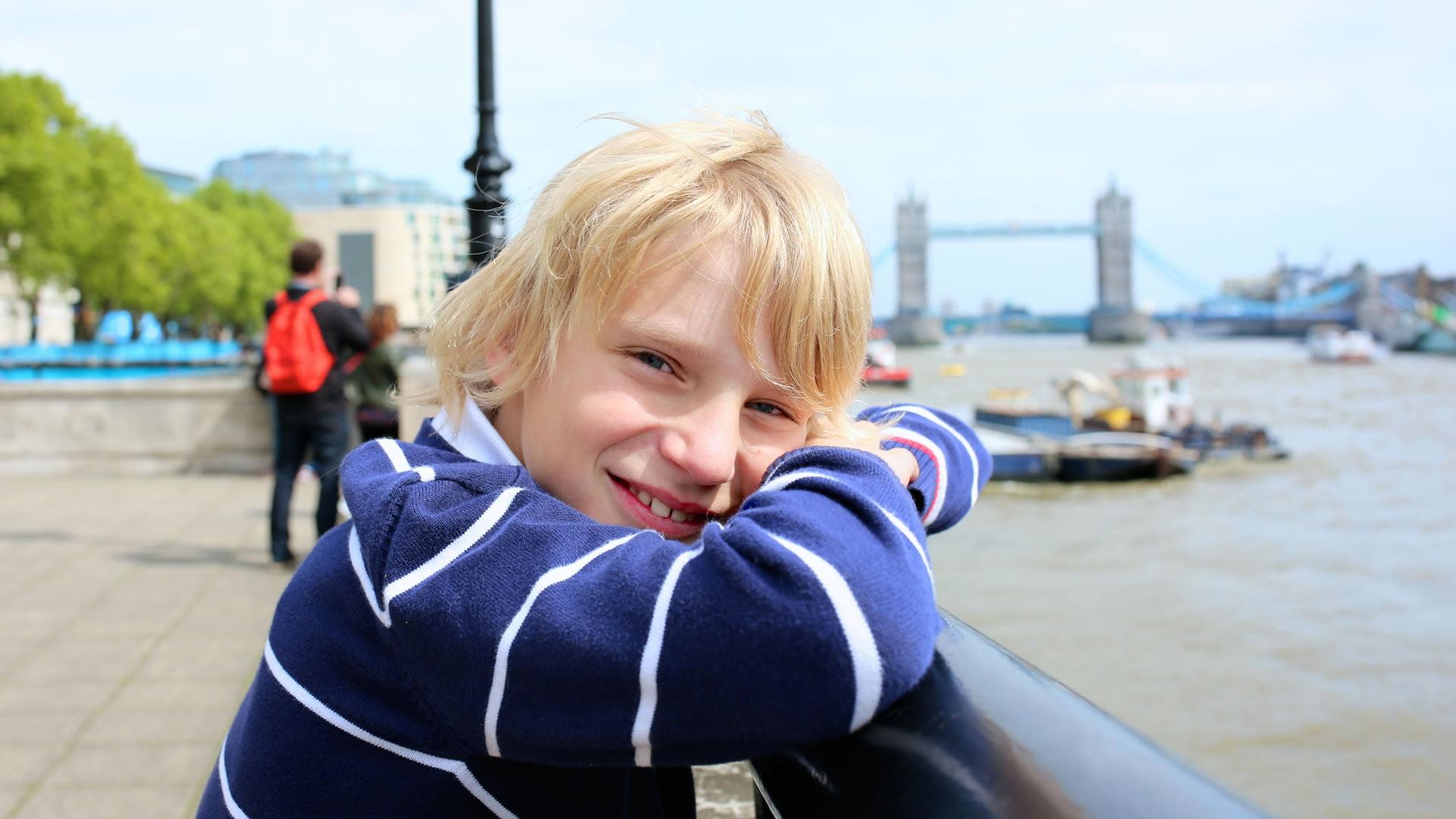¿Existe peligro si viajo a Londres con niños?