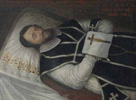 Exposicion del Rey Matias en la Galeria
