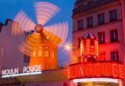 Exterior de Moulin Rouge
