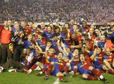 Otra copa para el Barça