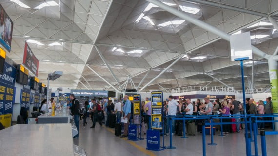 Facturación da equipaxe en Ryanair