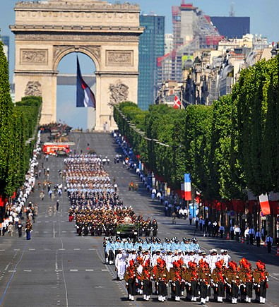 Fiesta Nacional Francia