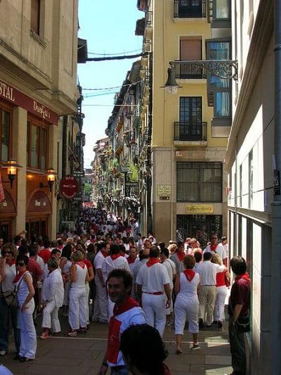 Fiesta de San Fermín
