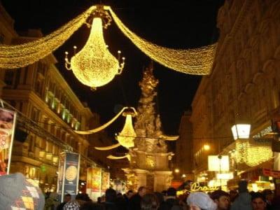 Fiestas en Viena