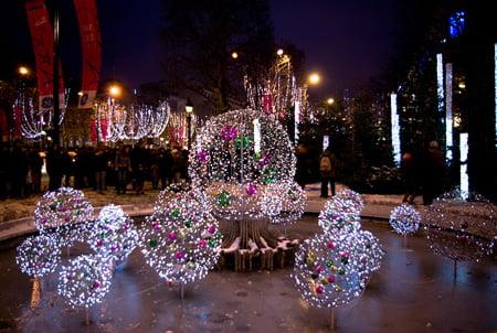 Fiestas navide as en par s - Costumbres navidenas en alemania ...