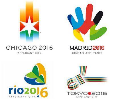 Finalistas para la sede de los Juegos Olimpicos 2016
