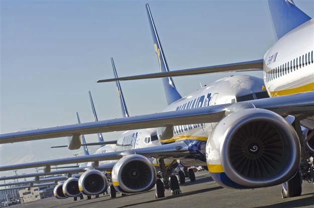 Flota de Ryanair
