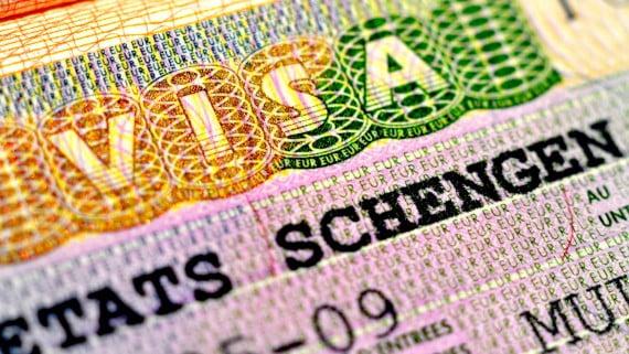 Is England part of the Schengen Area?