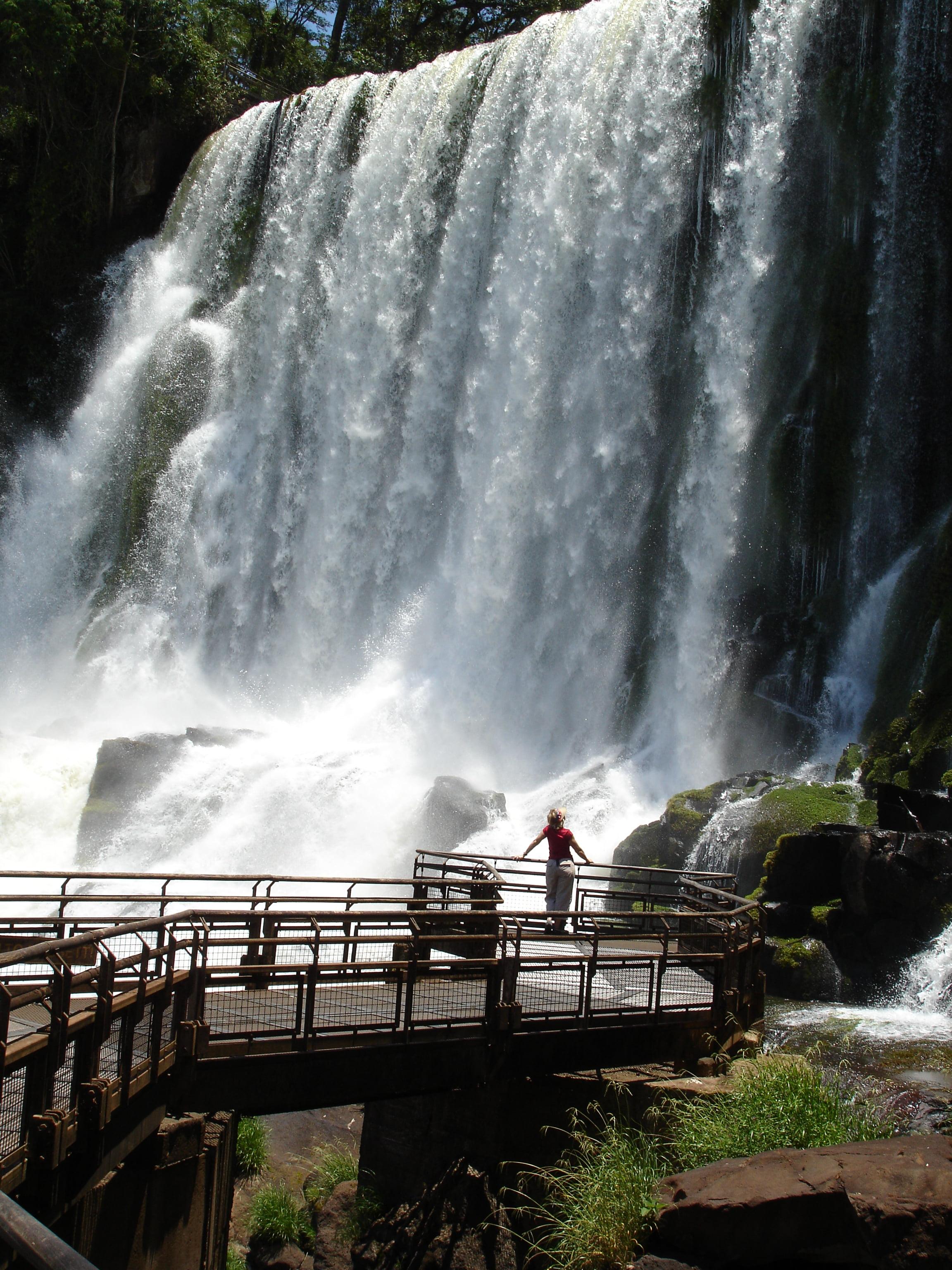 Foto Cataratas del Iguazu - Argentina