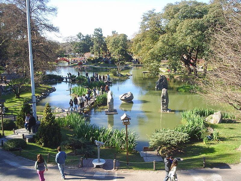 Foto Jardin Japones Palermo