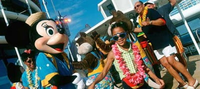 Fotos crucero Disney