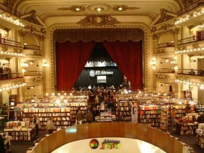 Fotos de Buenos Aires - Libreria El Ateneo