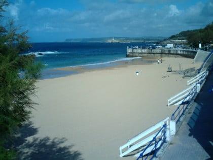 Fotos de Playa de la Concha y Compostela