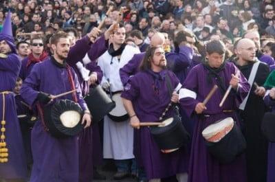 Fotos de Semana Santa en Cuenca