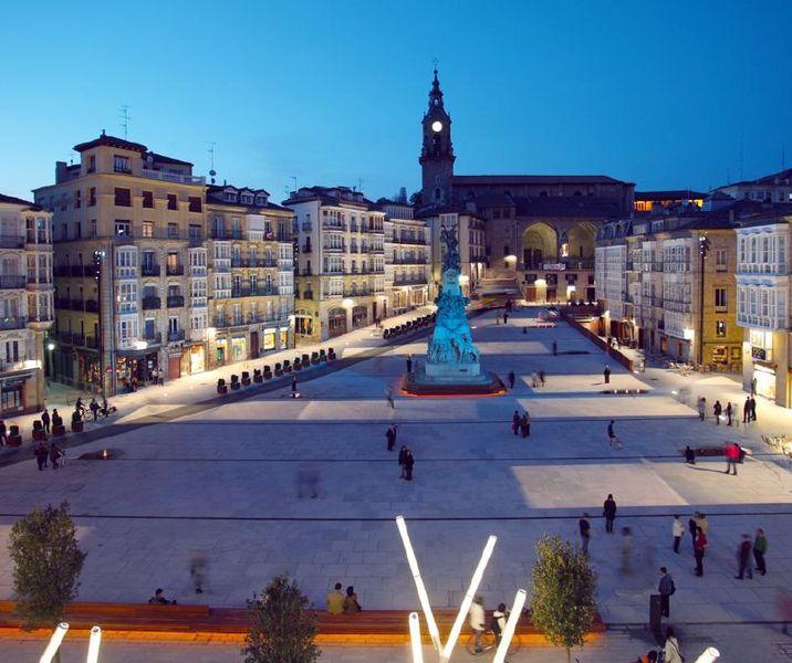 Gu a tur stica de vitoria - Office du tourisme bilbao ...