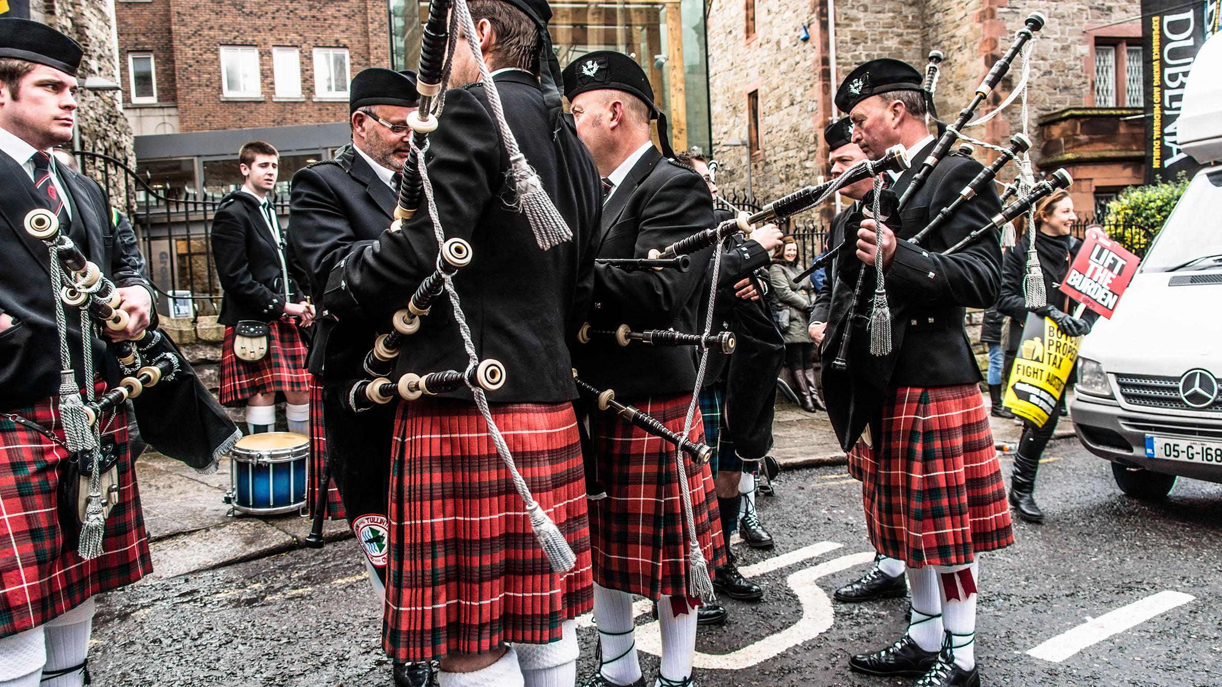 Gaitas-escocesas