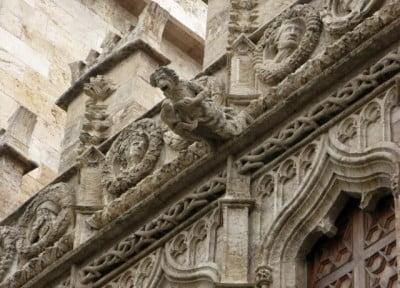 Lonja de la Seda – Valencia