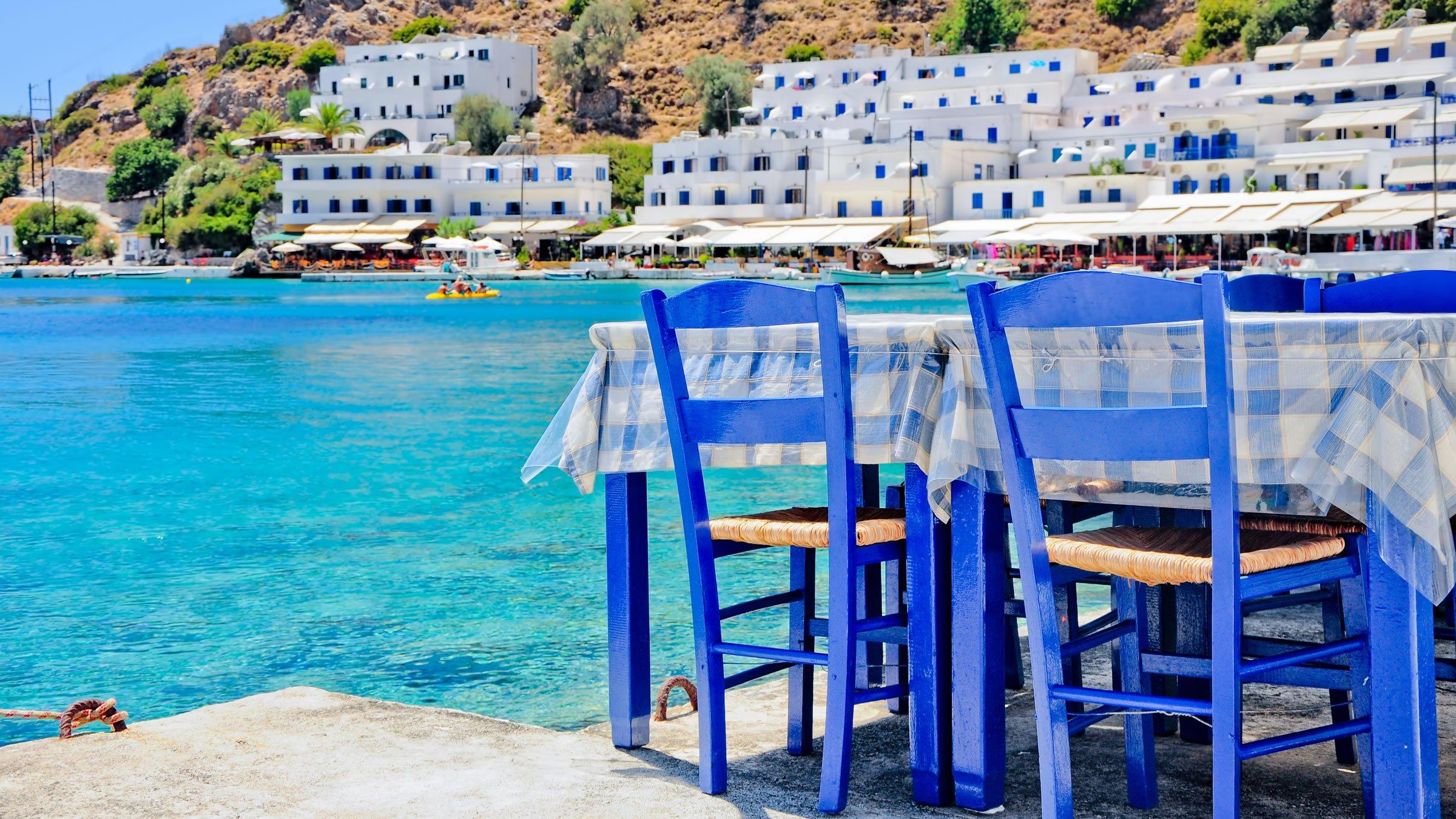 Gastronomía de Grecia