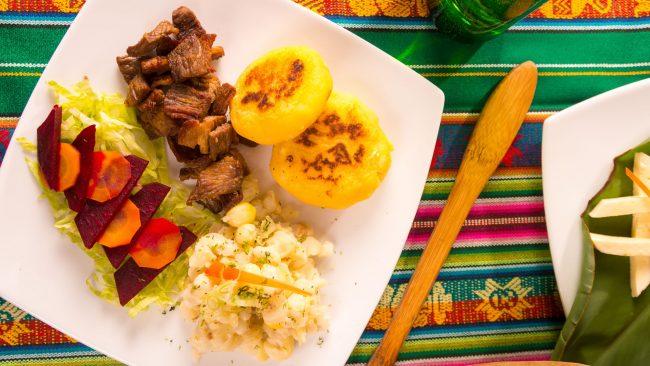 Gastronomía ecuatoriana
