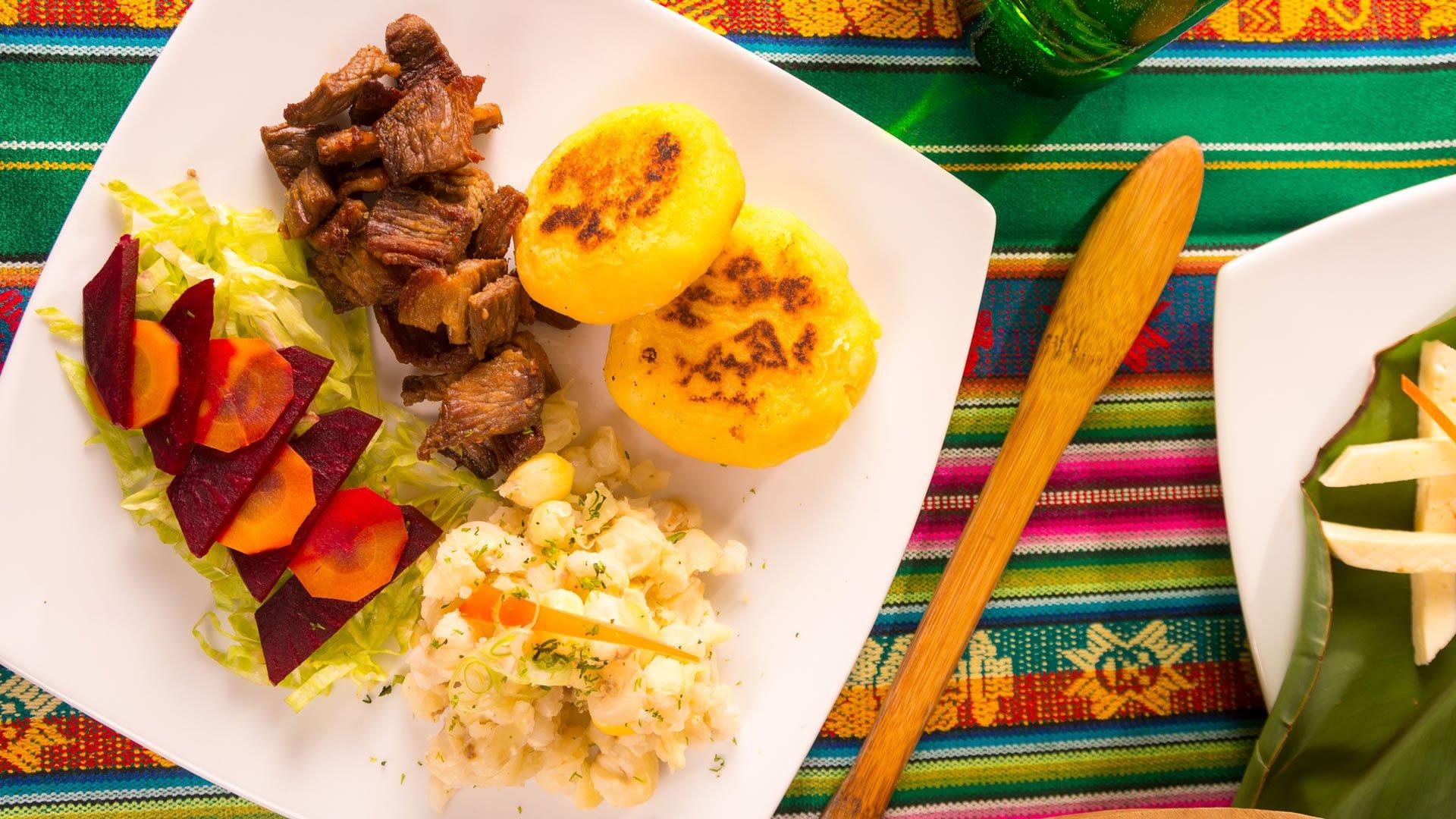 Comida t pica de ecuador for Platillos franceses faciles