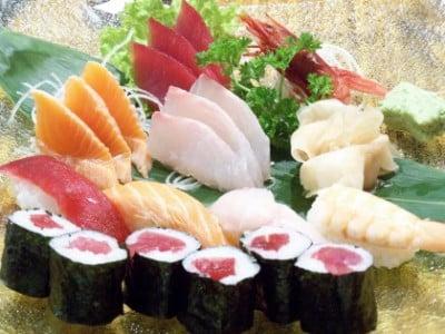 Gastronomía japonesa Sushi