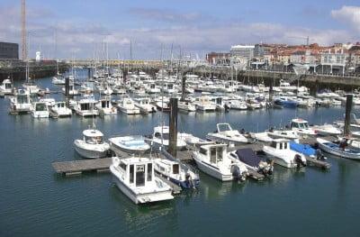 Puerto de Gijón, Asturias