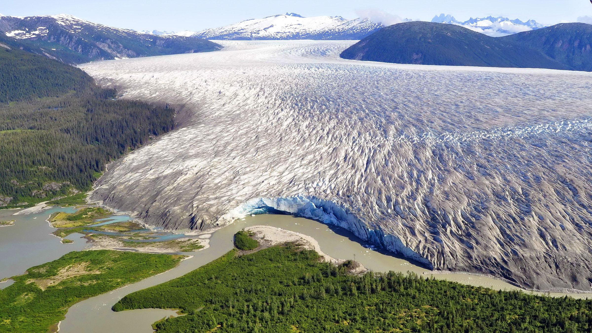 Glaciares de Juneau
