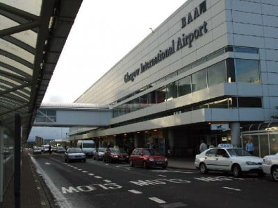 Glasgow International Airport Terminal