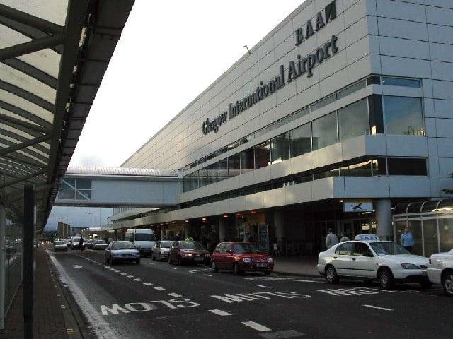 Glasgow International Airport Terminal