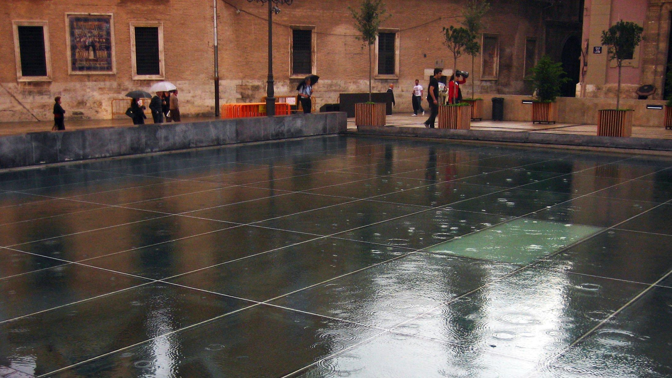 Gota fría en Valencia