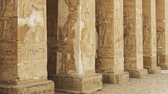 Gran Templo de Abidos