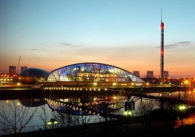 Gran centro de Ciencia Glasgow